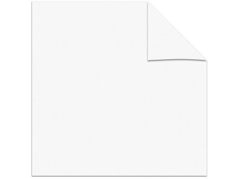 Decosol rolgordijn transparant 150x250 cm wit