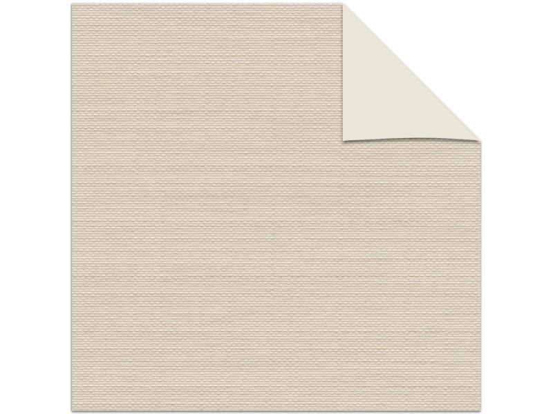 Decosol rolgordijn verduisterend 120x190 cm crème