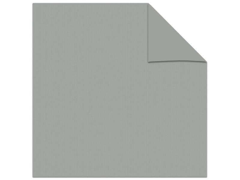 Decosol rolgordijn verduisterend 180x250 cm muisgrijs