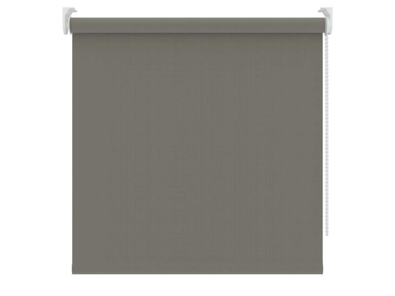 Decosol rolgordijn verduisterend 210x190 cm taupe