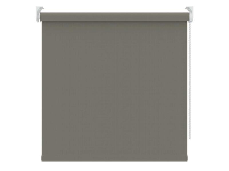 Decosol rolgordijn verduisterend 90x190 cm taupe