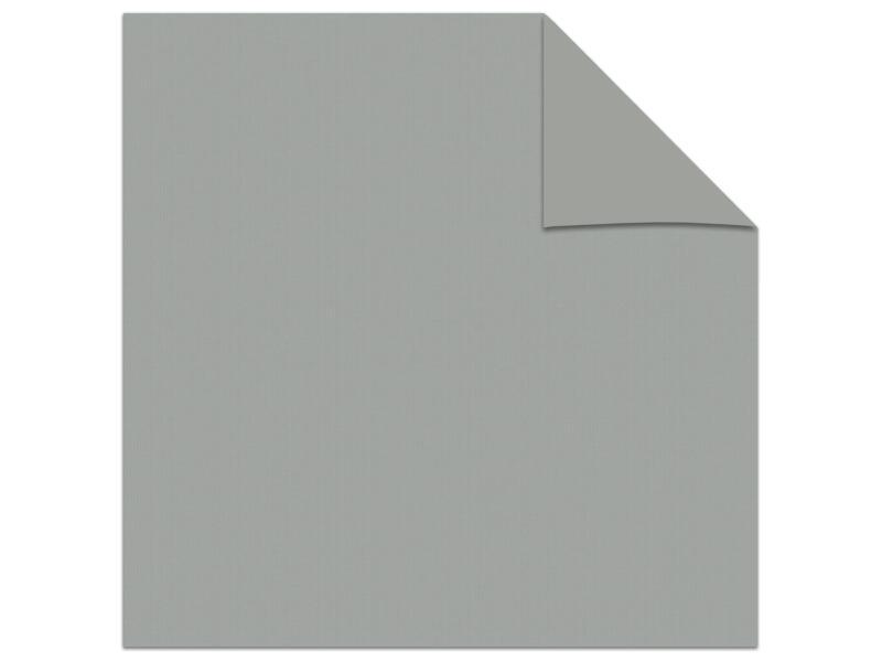 Decosol rolgordijn verduisterend 90x250 cm muisgrijs