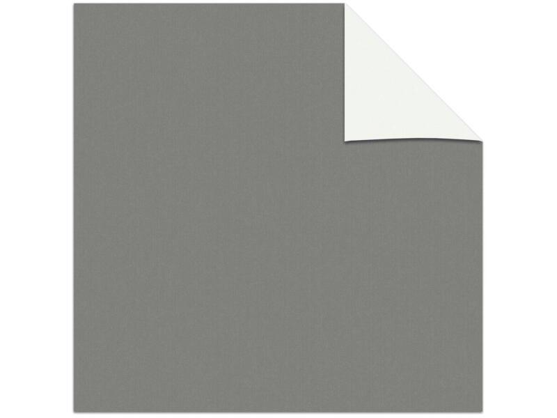 Decosol rolgordijn verduisterend dakraam 114x118 cm grijs