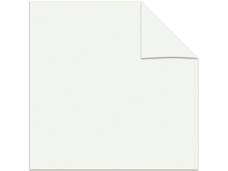 Decosol rolgordijn verduisterend dakraam 114x118 cm wit
