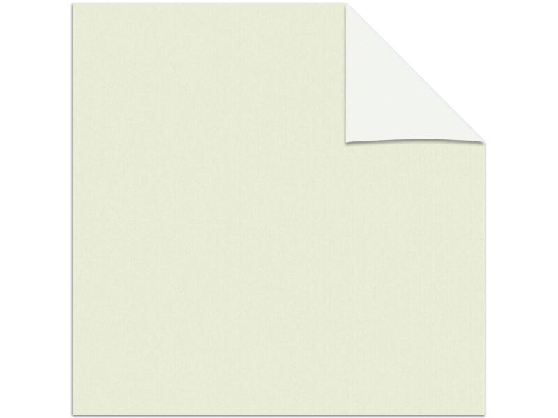 Decosol rolgordijn verduisterend dakraam 55x78 cm ecru