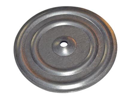 Smart ronde isolatieplaatjes 5x70 mm verzinkt 100 stuks