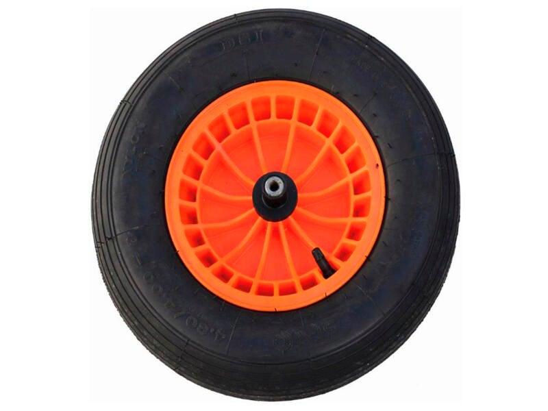 Altrad roue de brouette 400mm matière synthétique noir