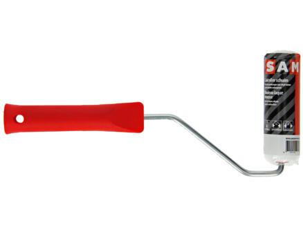 Sam rouleau laqueur 10cm mousse laque en phase solvant