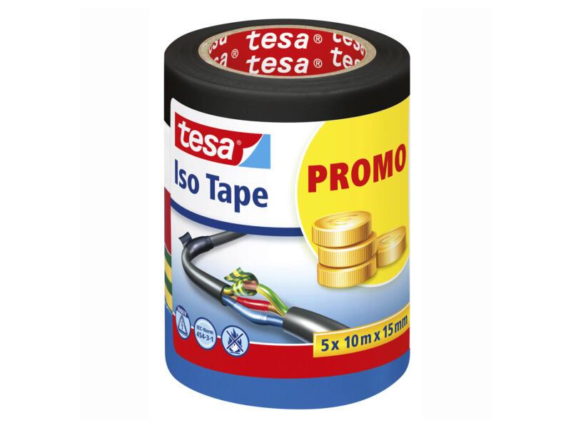 Tesa ruban d'isolation 10m x 15mm 5 pièces