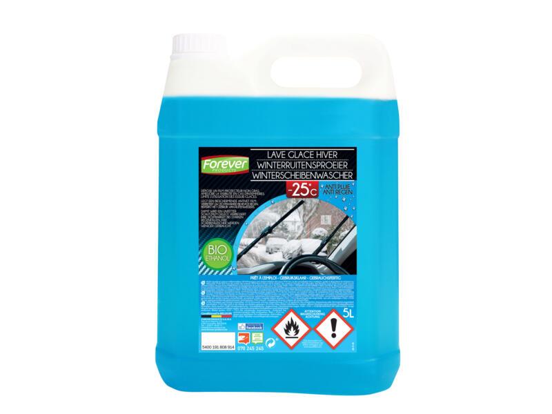 Forever ruitensproeiervloeistof bio ethanol anti-regen -25°C 5l
