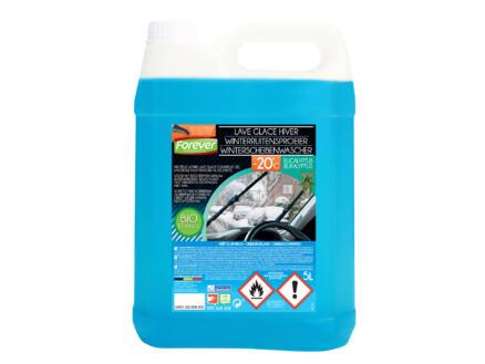 Forever ruitensproeiervloeistof bio ethanol eucalyptus  -20°C 5l