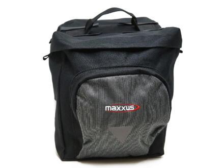 Maxxus sacoche vélo double 30x13x30 cm