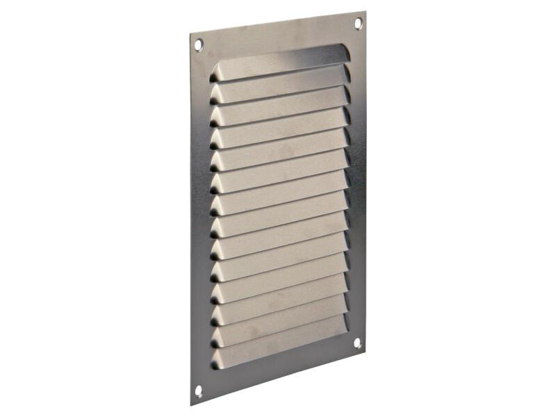 Renson schoepenrooster 150x200 mm aluminium