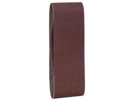 Bosch schuurband K80 410x65 mm 3 stuks