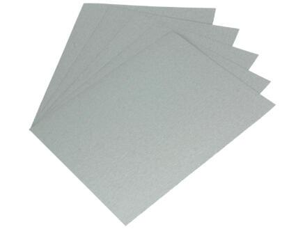 Sam schuurpapier K400 droog 5 stuks