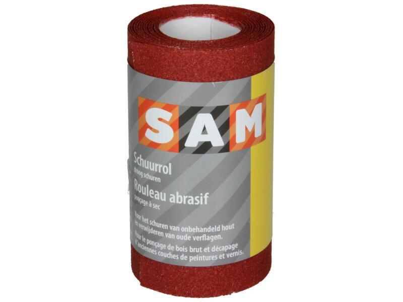 Sam schuurpapier op rol K80 4,5m