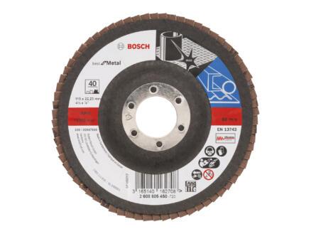 Bosch Professional schuurschijf lamel K40 115mm