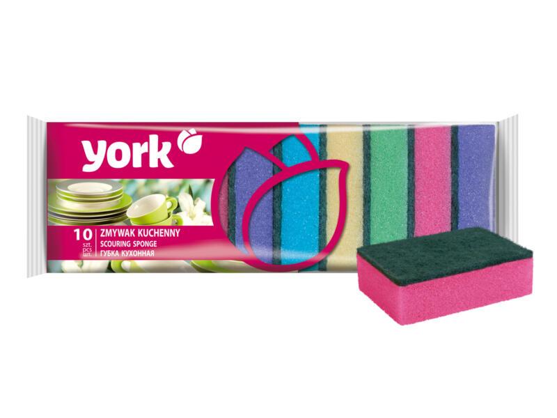 York schuurspons 10 stuks