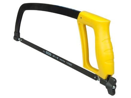 Stanley scie à métaux 30cm jaune