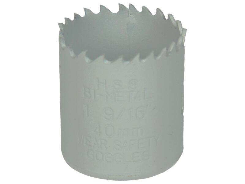 Mack scie-cloche BIM 40mm