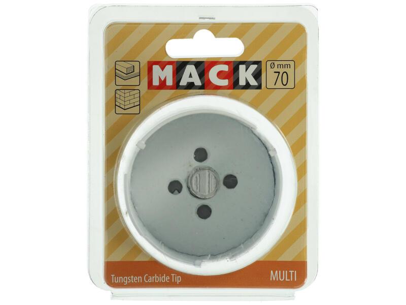 Mack scie-cloche TCT 70mm