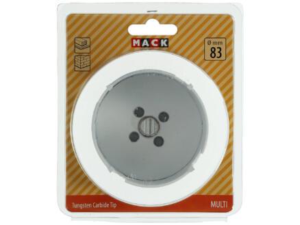 Mack scie-cloche TCT 83mm