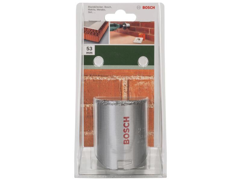 Bosch scie trépan en carbure 53mm
