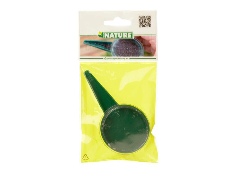 Nature semoir vert