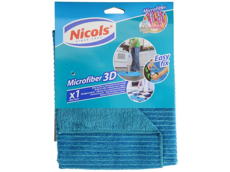 Nicols serpillière microfibre 3D