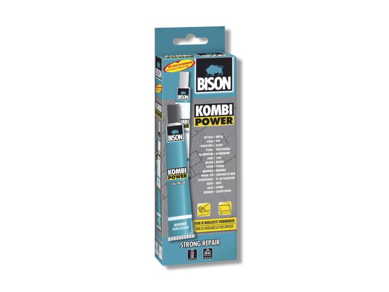 Bison set Kombi Power colle bi-composant 62,5ml