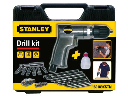 Stanley set complet d'outils perceuse pneumatique