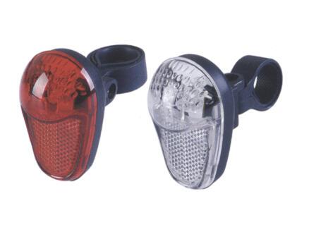 Maxxus set d'éclairage vélo LED