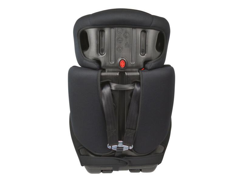Carkids siège-auto groupe 1/2/3 noir et rouge