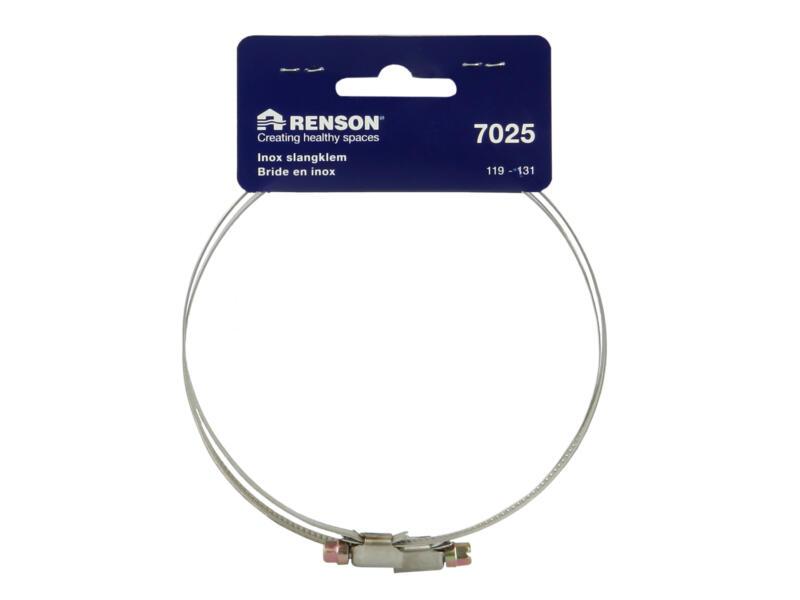 Renson slangklem type 7025 95-105 mm inox