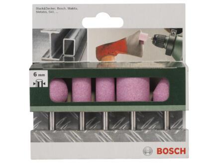 Bosch slijpstiftenset 5 stuks