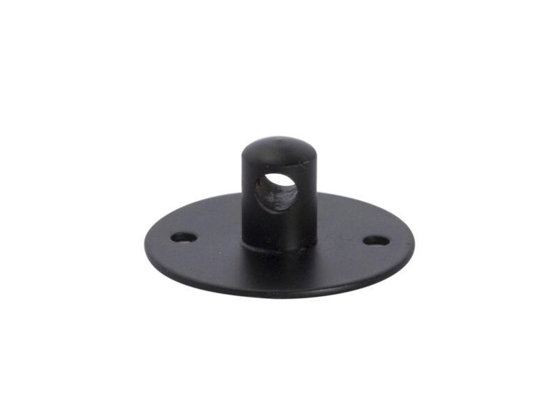 Chacon snoerbevestiging hanglamp zwart