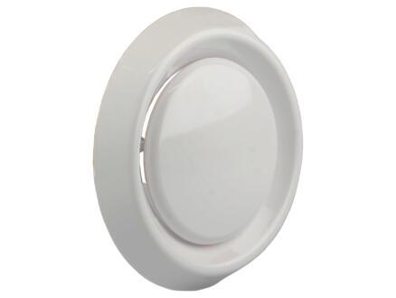 Renson soupape d'aspiration 125mm PVC blanc