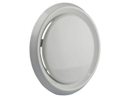 Renson soupape d'aspiration 200mm PVC blanc