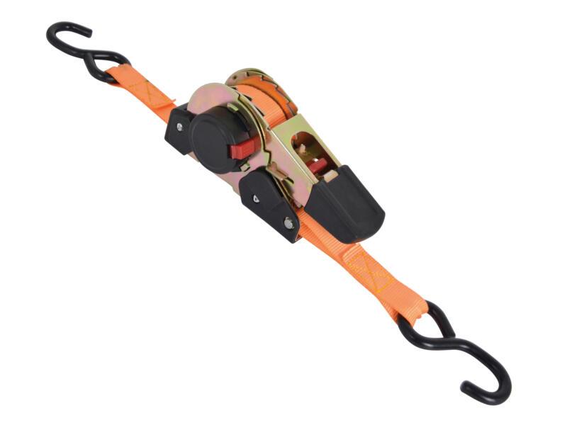 Carpoint spanband met automatische ratel 3m 320kg