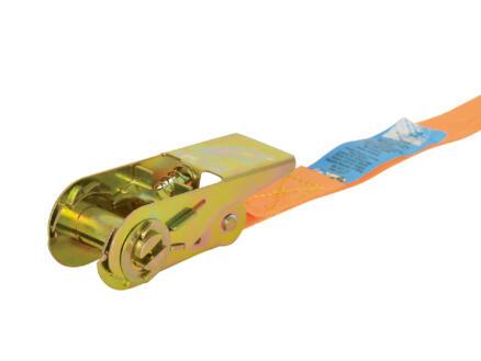 Carpoint spanband met ratel 3m 500kg