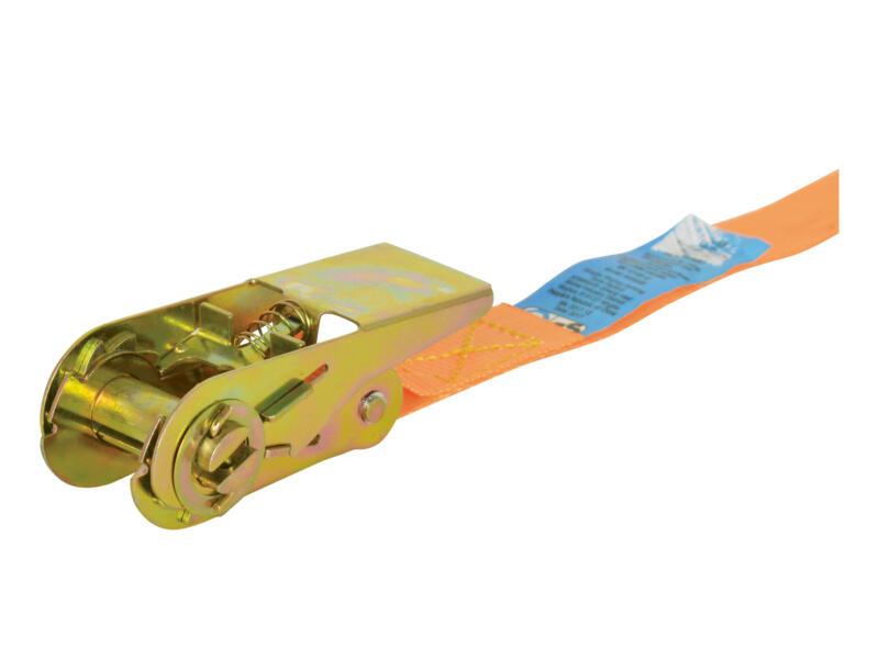 Carpoint spanband met ratel 7m 500kg