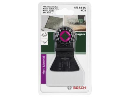 Bosch spatule rigide 52x26 mm