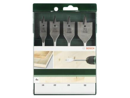 Bosch speedborenset 16-32 mm 4-delig