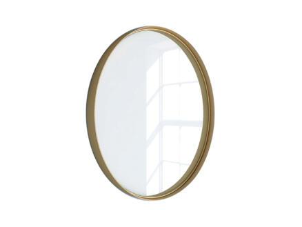 spiegel 60cm mat goud