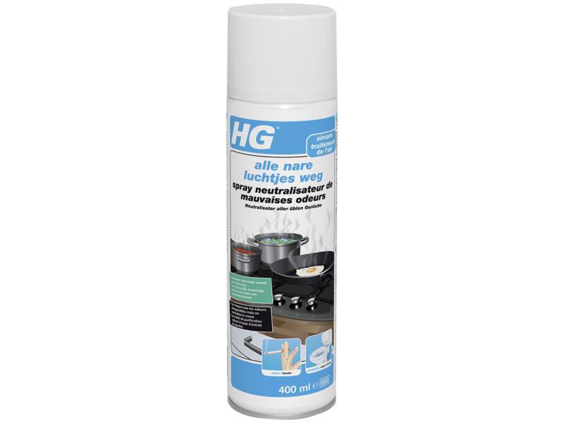 HG spray absorbeur d'odeurs 400ml
