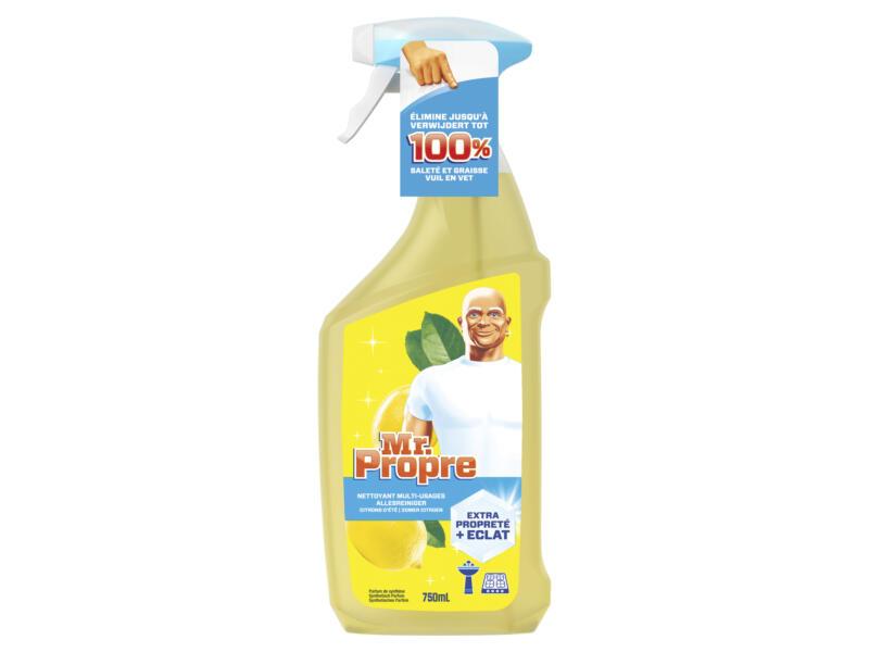 Mr Propre spray nettoyant multi-usages 750ml citron