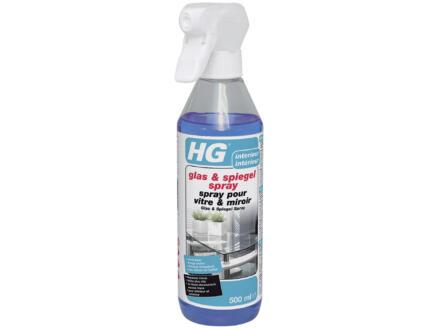 HG spray vitres et miroirs 500ml