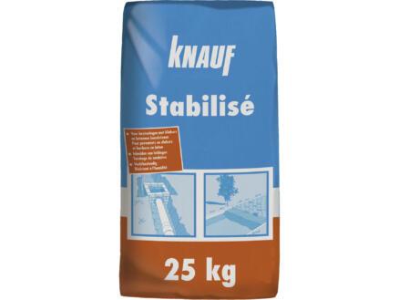 Knauf stabilisé 25kg