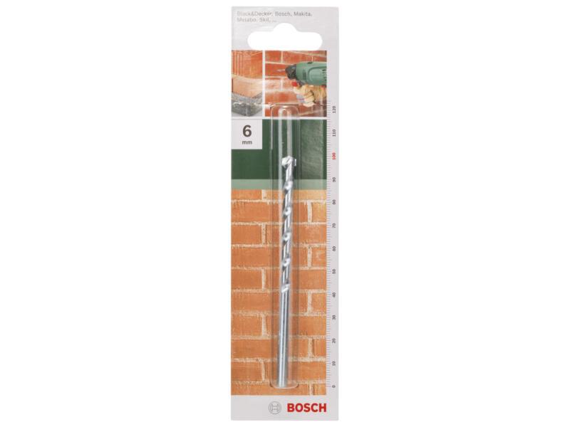 Bosch steenboor 6x100 mm