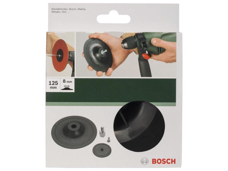 Bosch steunschijf 125mm